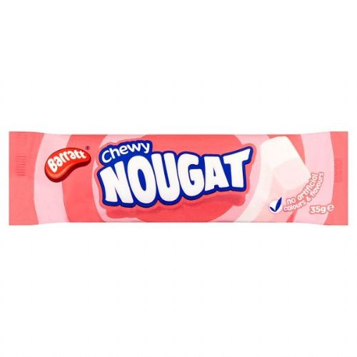 Barratt Chewy Nougat 35g (UK)